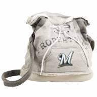 Milwaukee Brewers Hoodie Duffle
