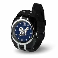 Milwaukee Brewers Men's Crusher Watch