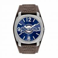 Milwaukee Brewers Men's Defender Watch