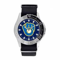 Milwaukee Brewers Men's Starter Watch