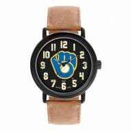 Milwaukee Brewers Men's Throwback Watch