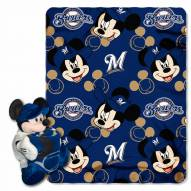 Milwaukee Brewers Mickey Mouse Hugger