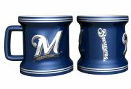 Milwaukee Brewers Mini Mug Shot Glass