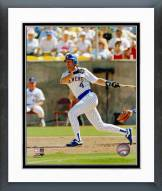 Milwaukee Brewers Paul Molitor Action Framed Photo