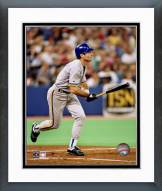 Milwaukee Brewers Paul Molitor Batting Action Framed Photo
