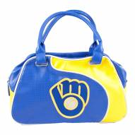 Milwaukee Brewers Perf-ect Bowler Purse