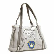 Milwaukee Brewers Retro Hoodie Purse