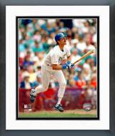 Milwaukee Brewers Robin Yount Looking Up Framed Photo
