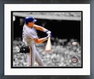 Milwaukee Brewers Robin Yount Spotlight Action Framed Photo