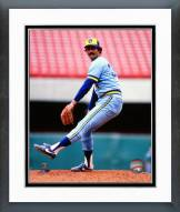 Milwaukee Brewers Rollie Fingers 1982 Action Framed Photo