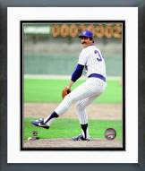 Milwaukee Brewers Rollie Fingers 1984 Framed Photo