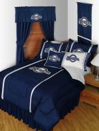 Milwaukee Brewers Sidelines Bed Comforter