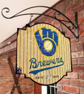 Milwaukee Brewers Tavern Sign