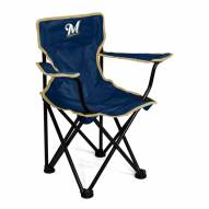 Milwaukee Brewers Toddler Folding Chair
