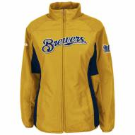 Milwaukee Brewers Women's Double Climate Jacket