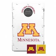 Minnesota Golden Gophers Baggo Cornhole Game