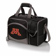 Minnesota Golden Gophers Black Malibu Picnic Pack