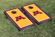 Minnesota Golden Gophers Border Cornhole Game Set