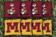 Minnesota Golden Gophers College Vault Cornhole Bag Set
