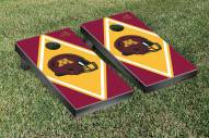 Minnesota Golden Gophers Diamond Cornhole Game Set