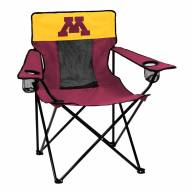 Minnesota Golden Gophers Elite Tailgating Chair