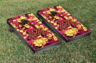 Minnesota Golden Gophers Fight Song Cornhole Game Set