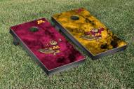 Minnesota Golden Gophers Galaxy Cornhole Game Set