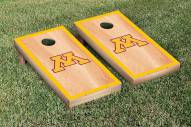 Minnesota Golden Gophers Hardcourt Cornhole Game Set