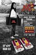 Minnesota Golden Gophers Junior Cornhole Game Set