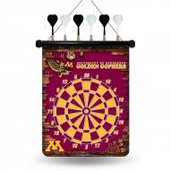 Minnesota Golden Gophers Magnetic Dart Board
