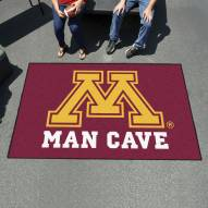 Minnesota Golden Gophers Man Cave Ulti-Mat Rug