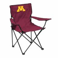 Minnesota Golden Gophers Quad Folding Chair
