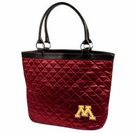 Minnesota Golden Gophers Quilted Tote Bag