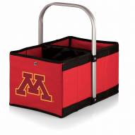 Minnesota Golden Gophers Red Urban Picnic Basket