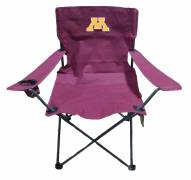 Minnesota Golden Gophers Rivalry Folding Chair