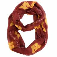 Minnesota Golden Gophers Sheer Infinity Scarf