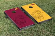Minnesota Golden Gophers Watermark Cornhole Game Set