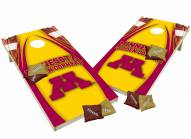 Minnesota Golden Gophers XL Shields Cornhole Game
