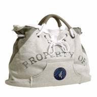 Minnesota Timberwolves Hoodie Tote Bag