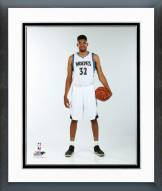 Minnesota Timberwolves Karl-Anthony Towns 2015 Posed Framed Photo