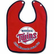 Minnesota Twins All Pro Little Fan Baby Bib