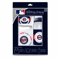 Minnesota Twins Baby Fanatic Gift Set