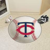 Minnesota Twins Baseball Rug