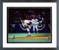 Minnesota Twins Bert Blyleven 1987 World Series Framed Photo