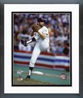 Minnesota Twins Bert Blyleven Game 2 of the 1987 World Series Framed Photo