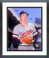 Minnesota Twins Bert Blyleven Posed Framed Photo