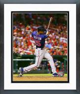 Minnesota Twins Byron Buxton 1st MLB Hit Framed Photo