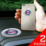 Minnesota Twins Cell Phone Grips - 2 Pack