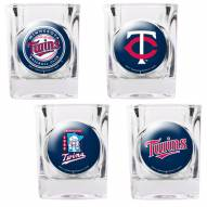 Minnesota Twins Collector's Shot Glass Set