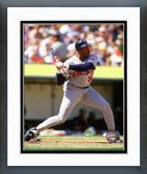 Minnesota Twins Dave Winfield 1994 Action Framed Photo